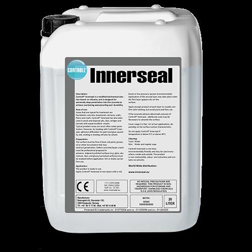 CONTROLL Innerseal Produkt Kanister original schatten
